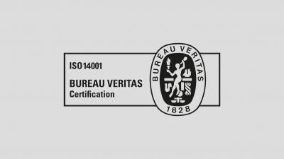 Renovación certificación ISO 14001:2004