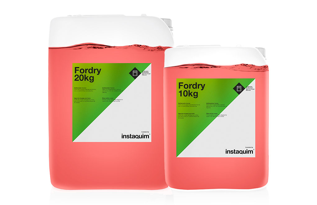 Fordry, Rinse aid for ovens