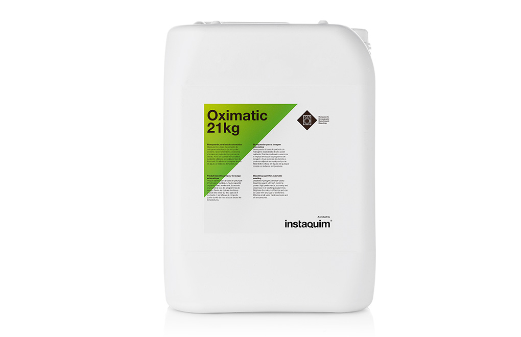 Oximatic, Blanqueante para lavado automático