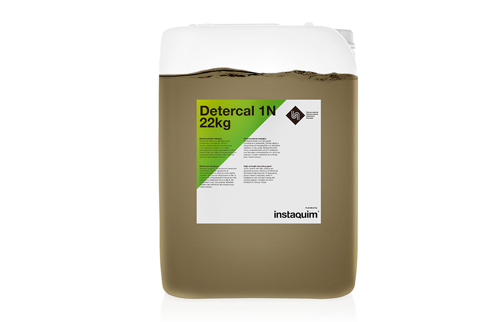 Detercal 1N, High-strength descaling agent