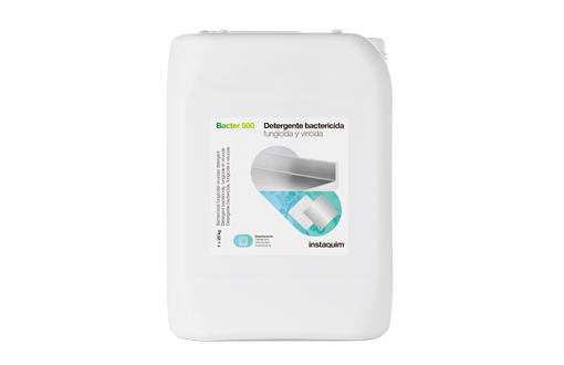 Bacter 500, Detergente bactericida, fungicida y viricida para la industria alimentaria