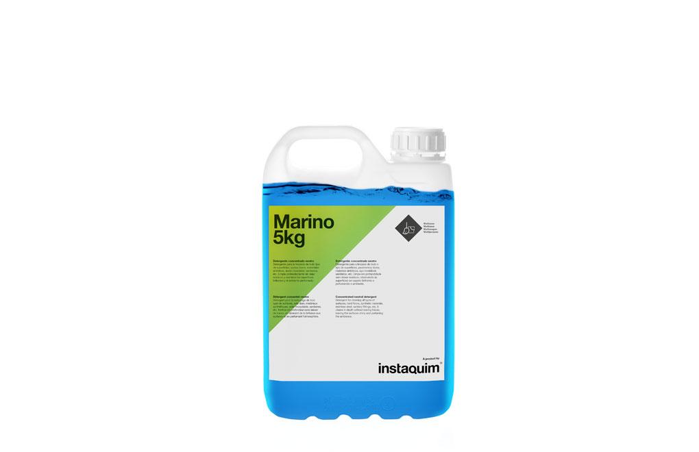 Marino, Detergente concentrado neutro