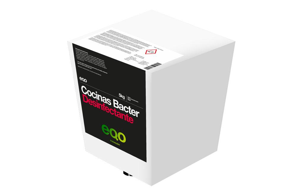 eqo Bacter Desinfectante, Disinfectant detergent