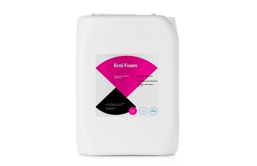 Enzi Foam, Détergent enzymatique moussant