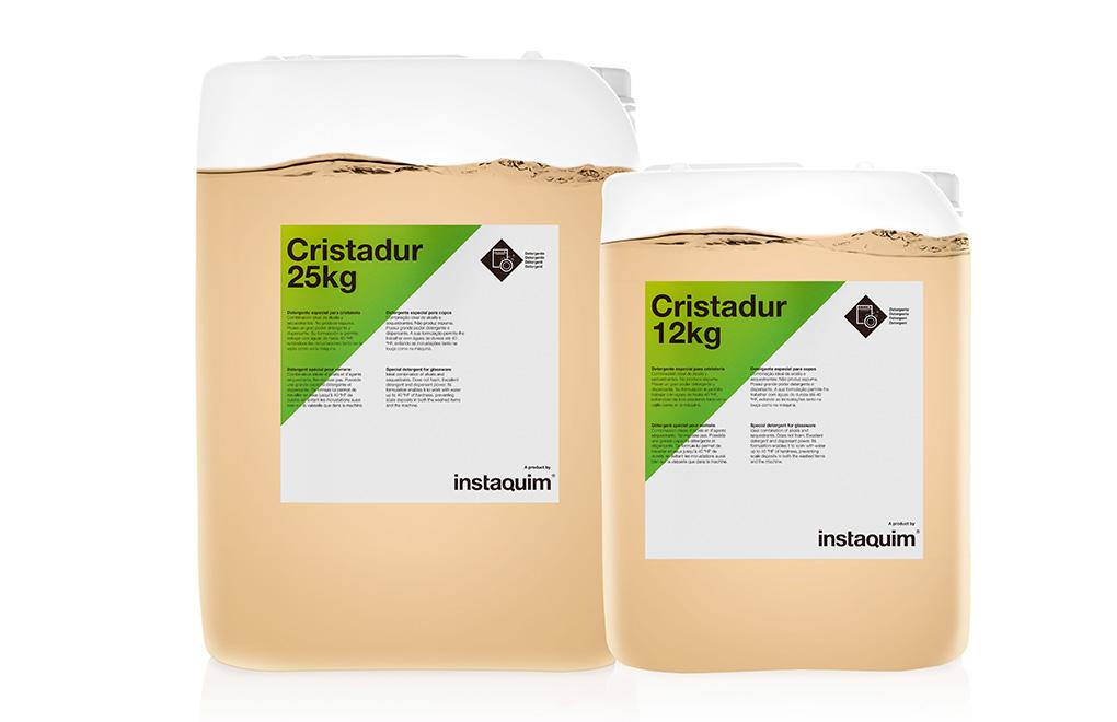Cristadur, Detergent especial per a cristalleria