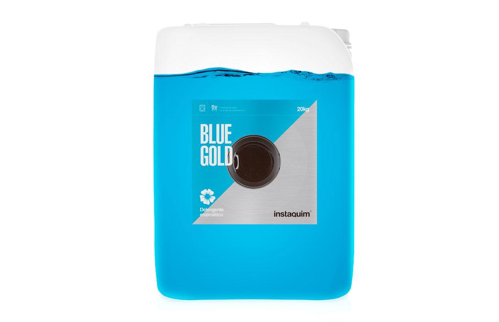 Bluegold, Liquid detergent for self-service laundries