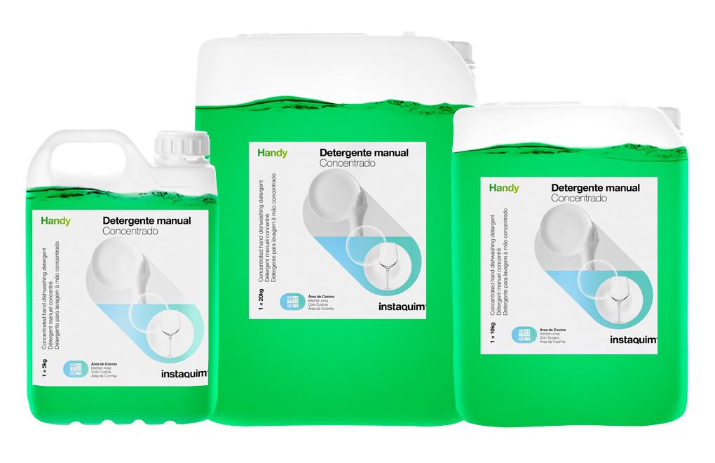 Handy, Detergente manual concentrado