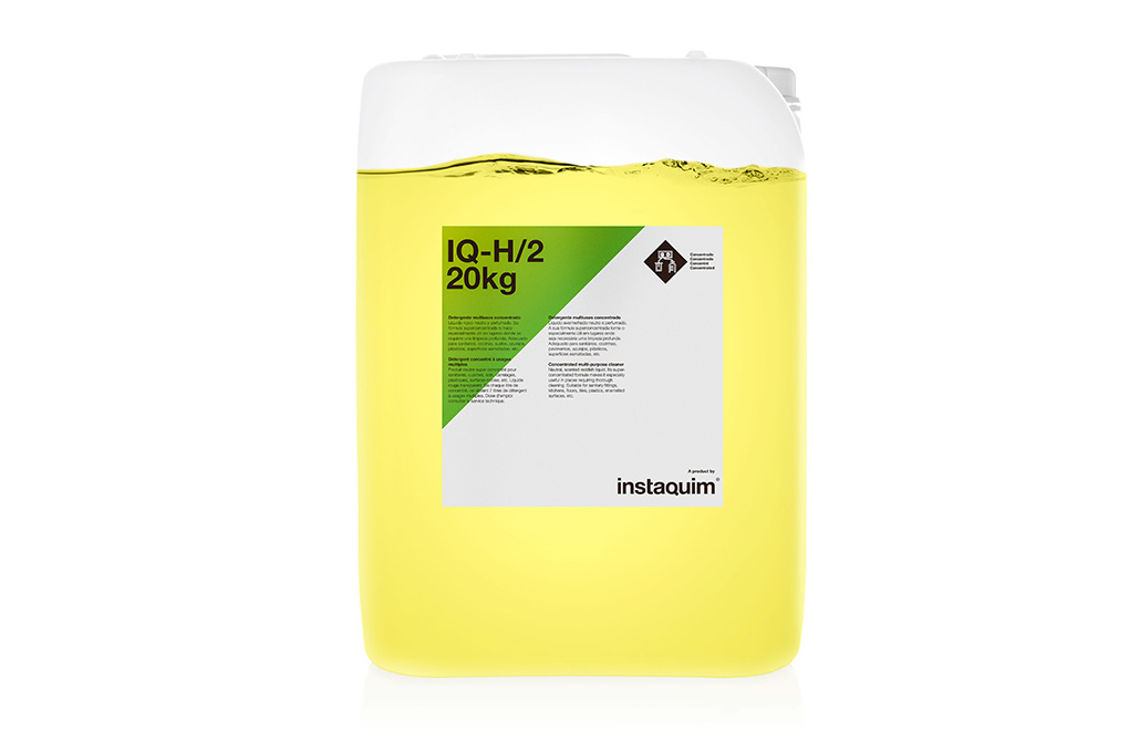 IQ-H/2, Detergente multiusos concentrado