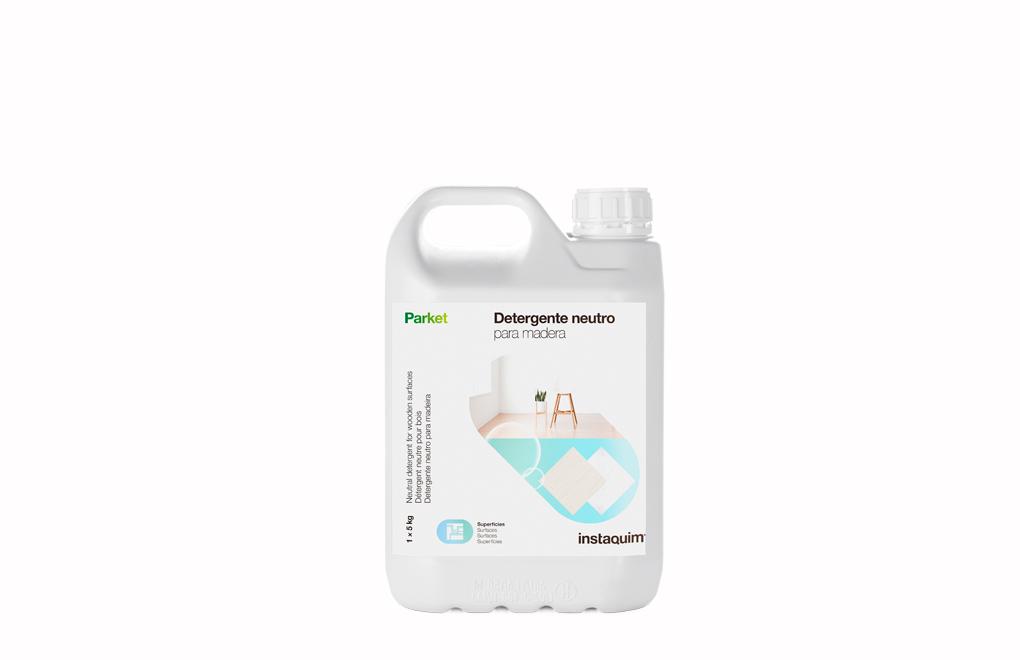 Parket, Neutral detergent for wooden surfaces