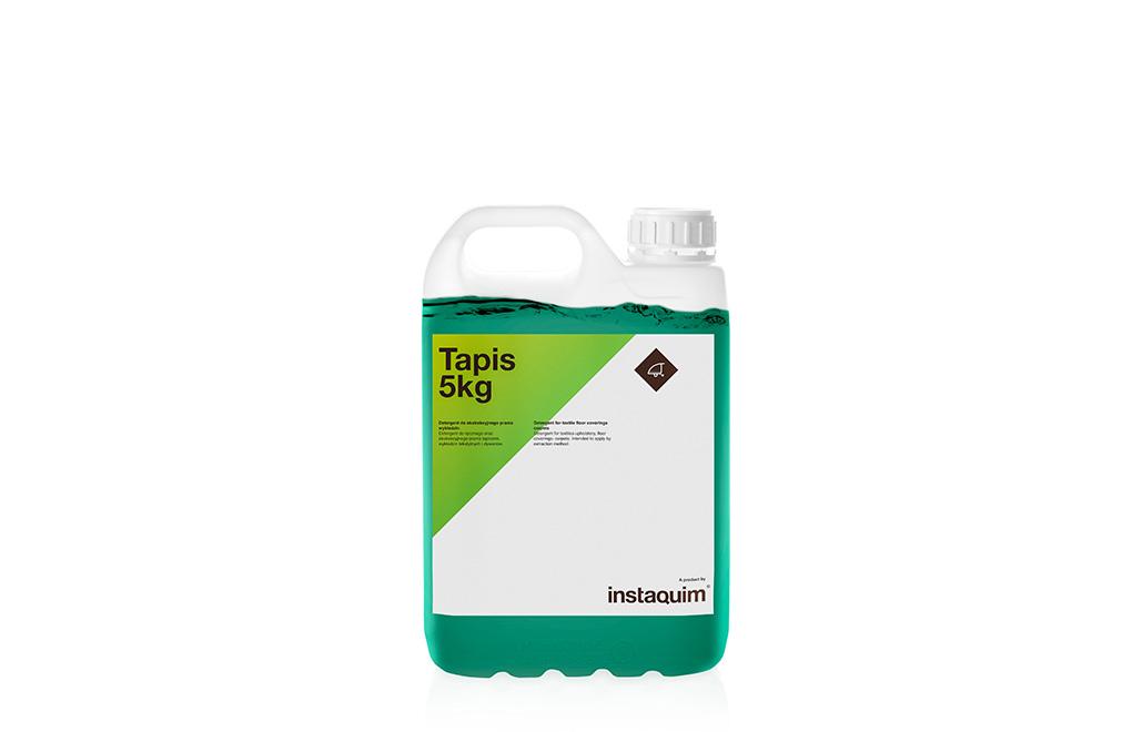 Tapis, Detergente para suelos - moquetas y tapicerías