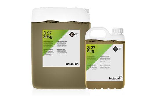 S 27, Detergente para utensilios de cocina