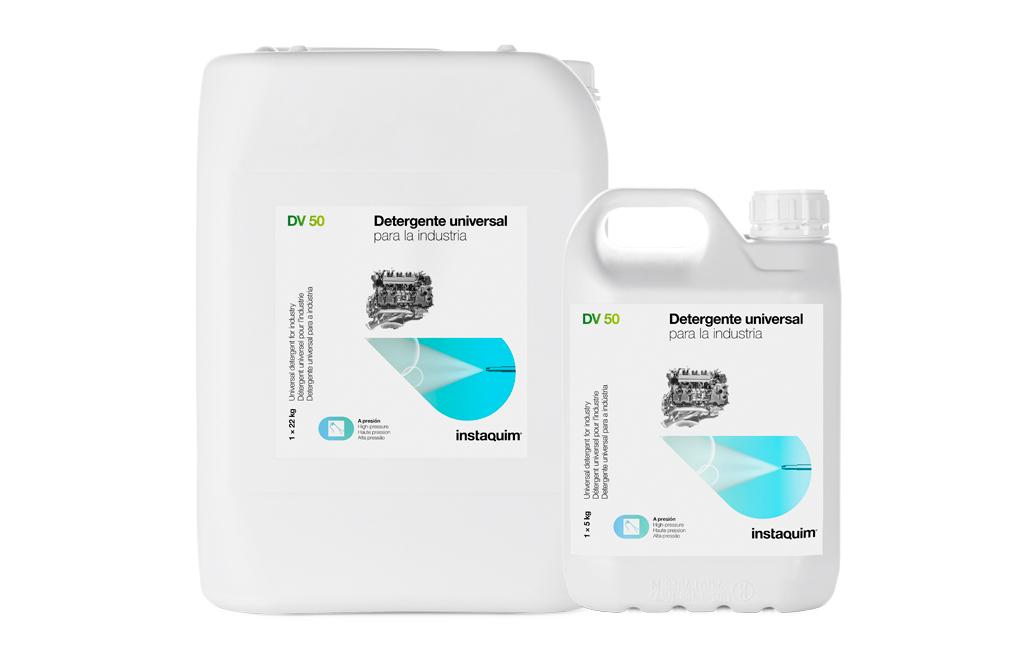 DV 50, Detergente universal para la industria