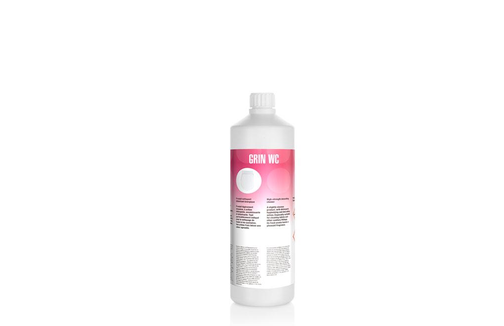 Grin WC, Enérgico limpiador antisarro