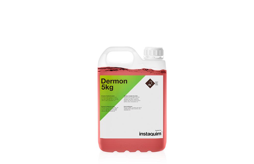 Dermon, Gel para el lavado de manos