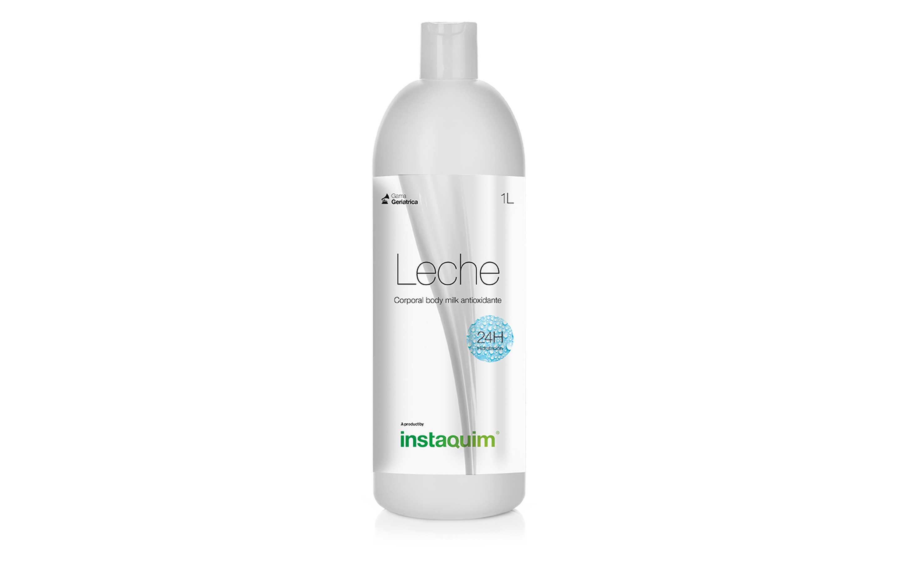 Leche corporal body milk antioxidante, Nawilżanie skóry