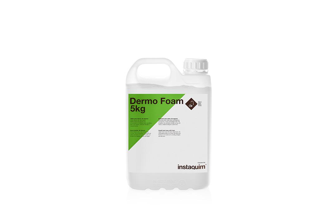 Dermo Foam, Savon liquide, de mousse