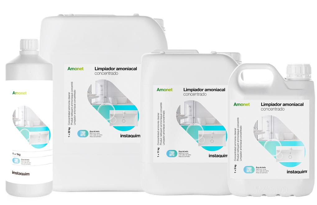 Amonet, Limpiador amoniacal concentrado