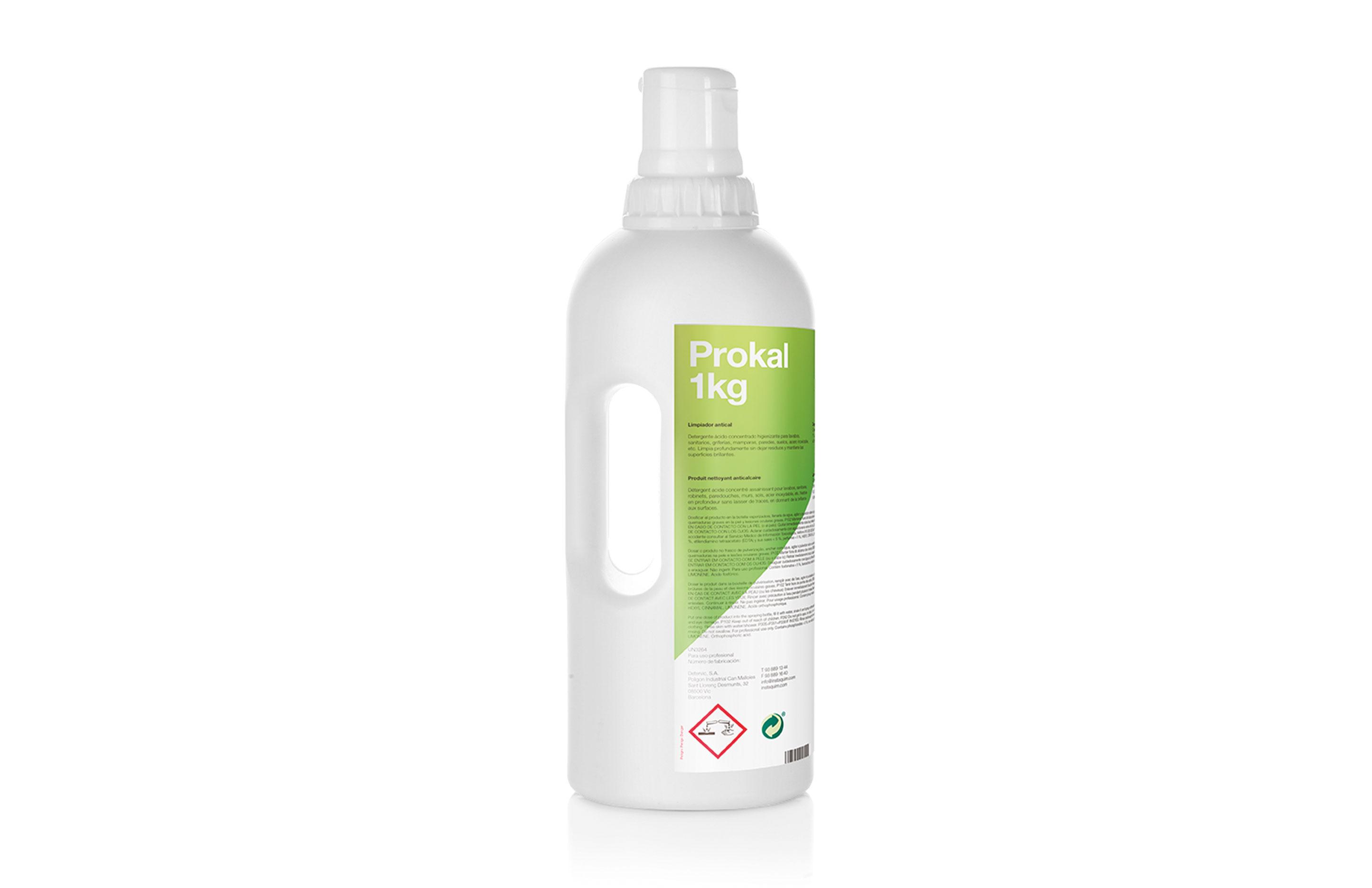 Prokal, Descaling cleaner - Autodosis