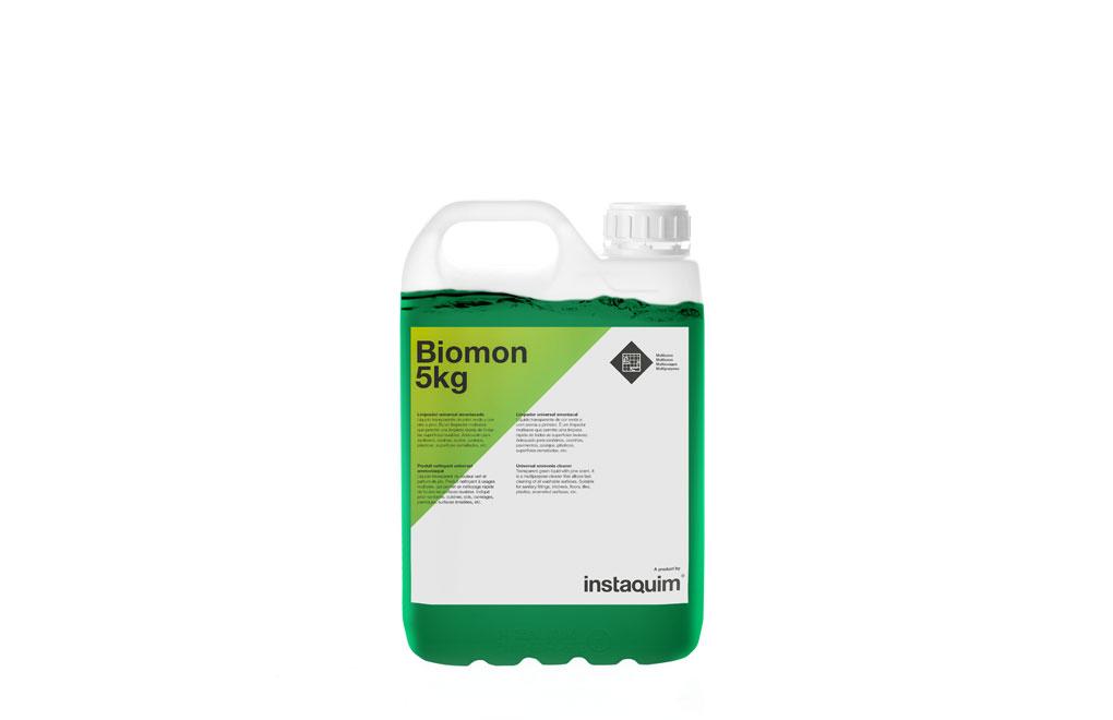 Biomon, Limpiador universal amoniacado