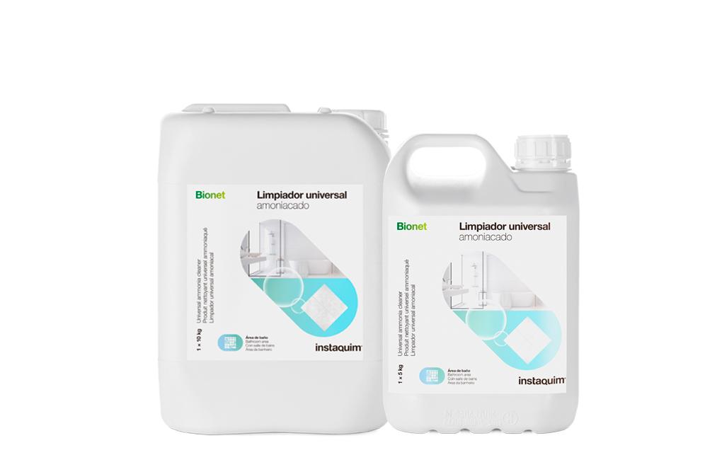 Bionet, Netejador universal amoniacat