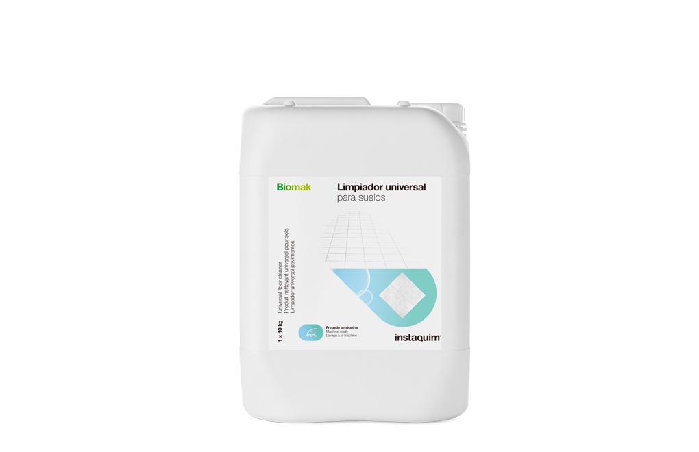 Biomak, Netejador universal per a terres
