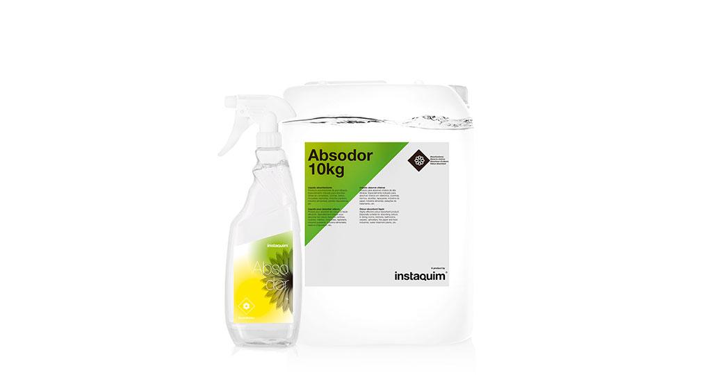 Absodor, Líquido absorbeolores