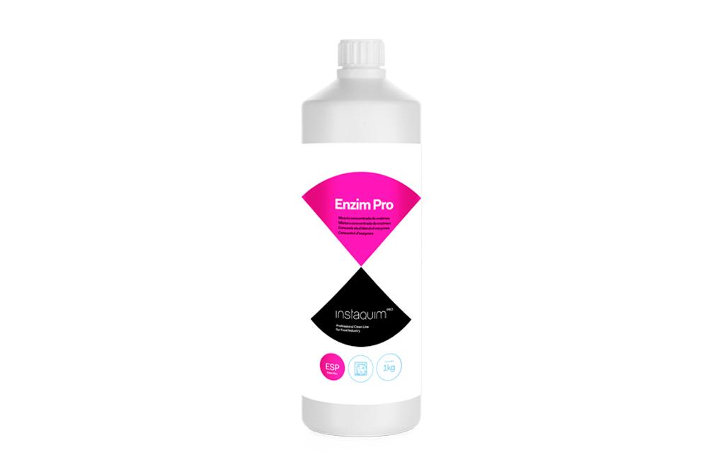Enzim Pro, Mescla concentrada d'enzims