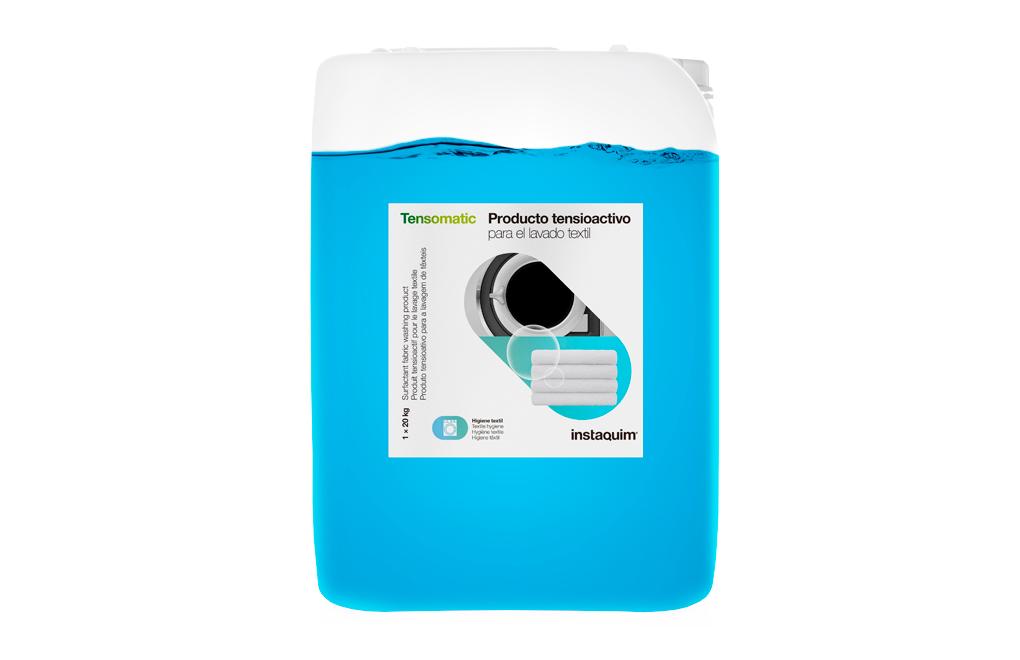 Tensomatic, Producto tensioactivo para el lavado textil