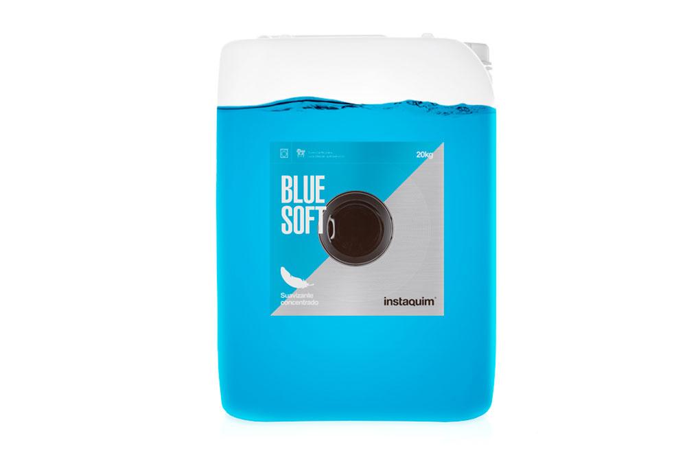 Blue Soft, Suavizante con perfume microencapsulado