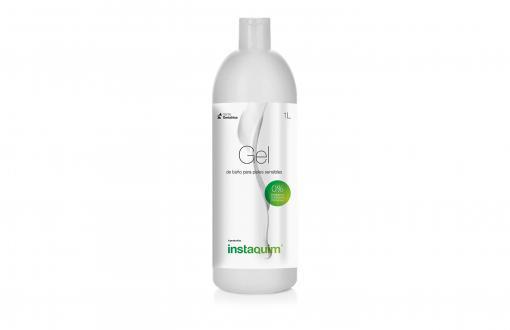 Gel de baño piel sensible 0%