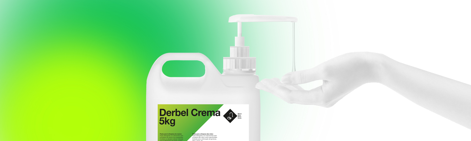 Derbel Crema amb abrasiu natural