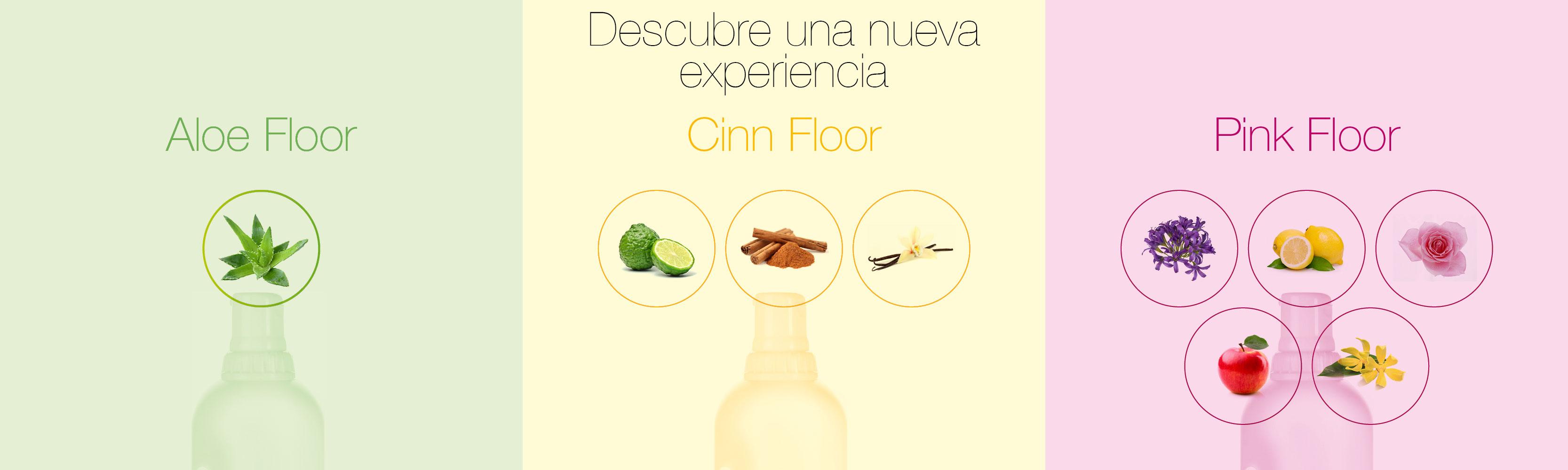 Cinn Floor | Pink Floor