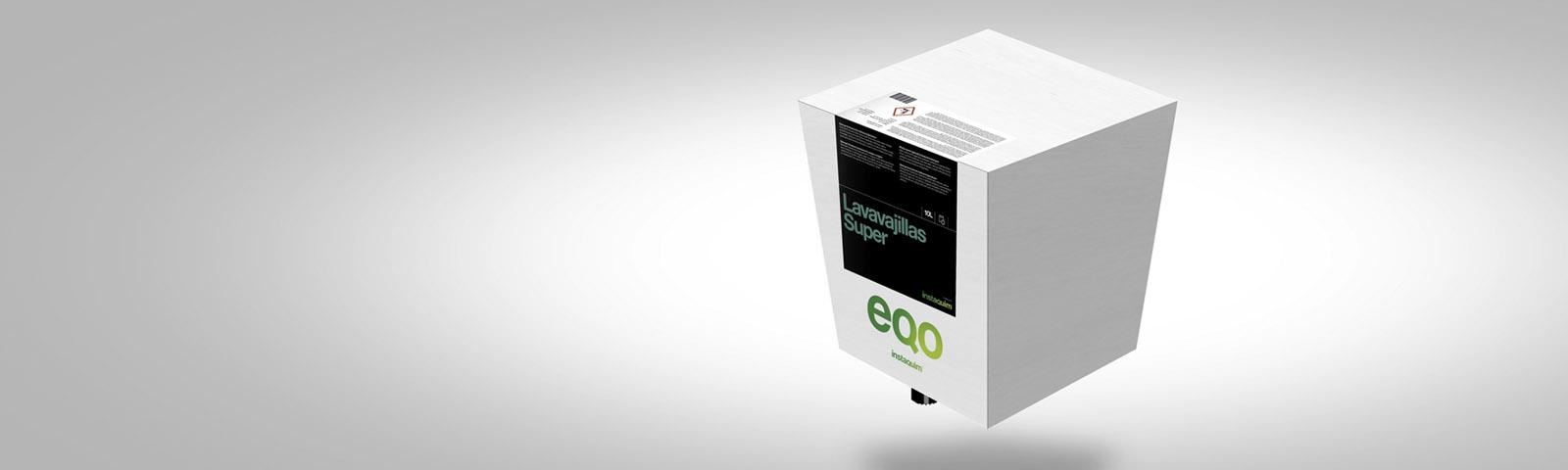 Eqo Bag in box